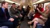Apariţie neaşteptată! Prinţul William şi Kate Middleton au devenit cei mai faimoşi călători din transportul public londonez