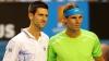Rafael Nadal şi Novak Djokovic se relaxează în Chile (VIDEO)