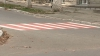 Pe străzile din Chişinău au apărut zebre vopsite în alb şi roşu. Cum explică autorităţile această schimbare (VIDEO)