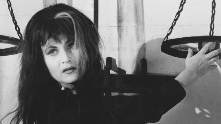 Actriţa de teatru şi film Nina Vodă-Mocreac s-a stins din viaţă