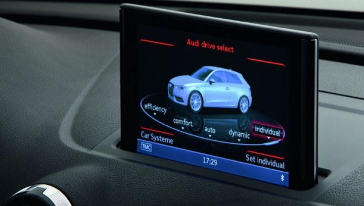 Audi oferă internet cu viteză 4G pentru noul A3 sedan