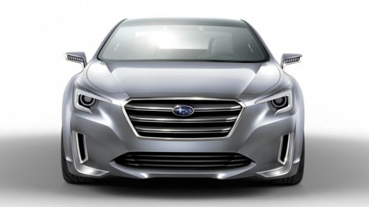 Surpriză de la Subaru! Japonezii vor prezenta la Salonul Auto de la Los Angeles un nou concept Legacy (FOTO)