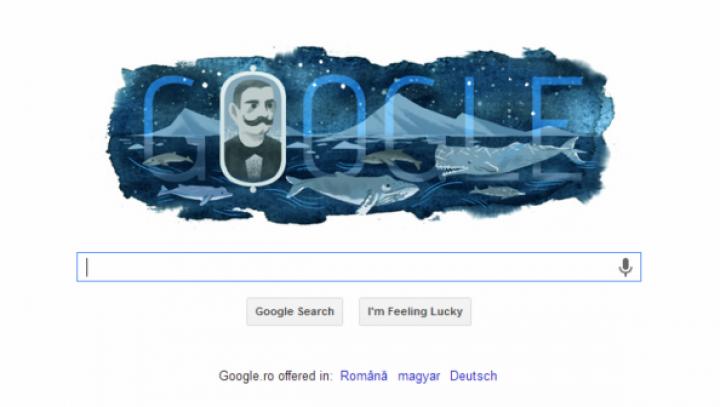 Cercetător român omagiat de Google. Află ce l-a propulsat pe acesta pe logoul prestigioasei companii