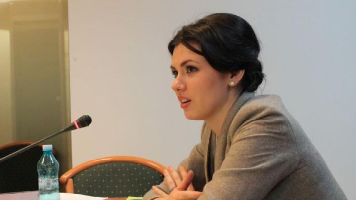 Cristina Ţărnă a fost numită director adjunct al CNA