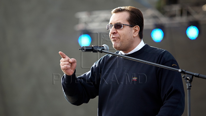 Lupu explică de ce Leancă şi Corman nu au apărut pe scena evenimentului din 3 noiembrie