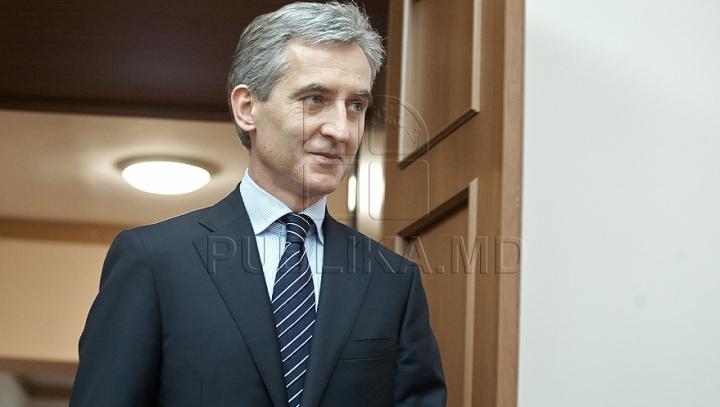 Iurie Leancă, la sfat cu preşedintele României şi cu mai mulţi oficiali europeni