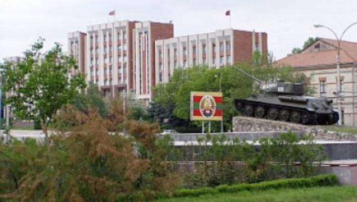 Administraţia de la Tiraspol anunţă proteste anti-Vilnius