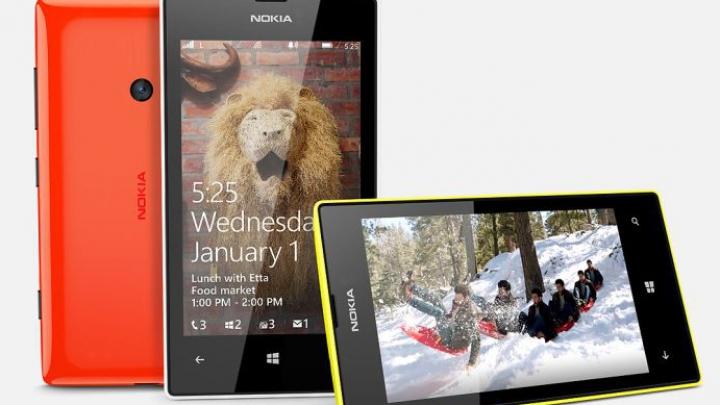 Nokia a lansat oficial Nokia Lumia 525. Ce specificaţii are gadgetul