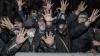 Noi violenţe la Kiev! Poliţia a demontat corturile protestatarilor, iar manifestanţii au opus rezistenţă (VIDEO)