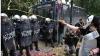 """""""Poliţiştii sunt porci!"""" Ciocniri violente au avut loc la Atena între studenţi şi forţele de ordine (VIDEO)"""