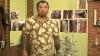 Artistul nonconformist Sergiu Kliuchnikoff s-a alăturat campaniei Publika şi a creat un brad mai puţin obişnuit (VIDEO)