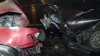 Accident rutier pe traseul Chişinău-Ungheni-Sculeni. Cinci persoane au fost INTERNATE
