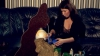 De Crăciun, vrea să facă un copil fericit. O participantă a campaniei Publika TV  a creat un brăduţ unicat din boabe de cafea