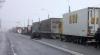 COZI DE KILOMETRI la graniţa Bulgariei cu Turcia
