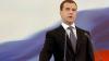 Medvedev promite că Rusia nu va introduce vize pentru cetăţenii din statele CSI (VIDEO)