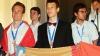 Un elev din Dubăsarii Vechi duce faima Moldovei în lume. S-a întors cu medalii de la mai multe olimpiade internaţionale
