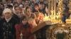 Sute de moldoveni s-au închinat azi la moaştele ocrotitorului studenţilor, aduse din Ucraina