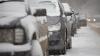 A nins peste Moldova! Primii fulgi au reuşit să creeze probleme pe mai multe drumuri din ţară (VIDEO)