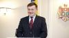 Crin Antonescu, decorat de preşedintele Academiei de Ştiinţe a Moldovei cu ordinul Dimitrie Cantemir