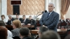 Leancă îl citează pe liderul PCRM de la tribuna Parlamentului. Voronin: Sunt impresionat! (VIDEO)