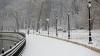 Chişinăul, sub zăpadă! GALERIE FOTO