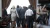 Comuniştii, socialiştii şi grupul lui Mişin au părăsit şedinţa Parlamentului