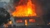 """""""Blestem în toiul iernii""""! Casa unei familii cu patru copii din Căuşeni a ars a patra oară (VIDEO)"""