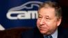 Jean Todt a fost reales în calitate de preşedinte al Federaţiei Internaţionale de Automobilism