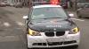 (VIDEO) Încă o maşină a Inspectoratului Naţional de Patrulare, implicată într-un accident rutier