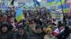 (VIDEO) Aproape un milion de ucraineni s-au adunat în centrul Kievului şi cer demisia lui Victor Ianukovici