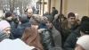 Reprezentanţii Consulatului din Bălţi nu mai primesc dosare pentru eliberarea vizelor. Mai mulţi moldoveni sunt revoltaţi