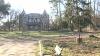 Parcul din Ţaul prinde viaţă. Autorităţile locale au început lucrările de renovare şi au amenajat o mini-grădină zoologică (VIDEO)