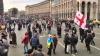 NATO condamnă Kievul pentru utilizarea forţei împotriva protestatarilor. Rusia, nedumerită