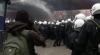 (VIDEO) Violenţe între manifestanţi şi forţele de ordine, în Germania. Cel puţin 82 de poliţişti au fost răniţi