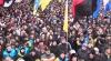 """(VIDEO) Protestatarii ucraineni, înfuriaţi. """"Ruşine! Jos mafia"""""""