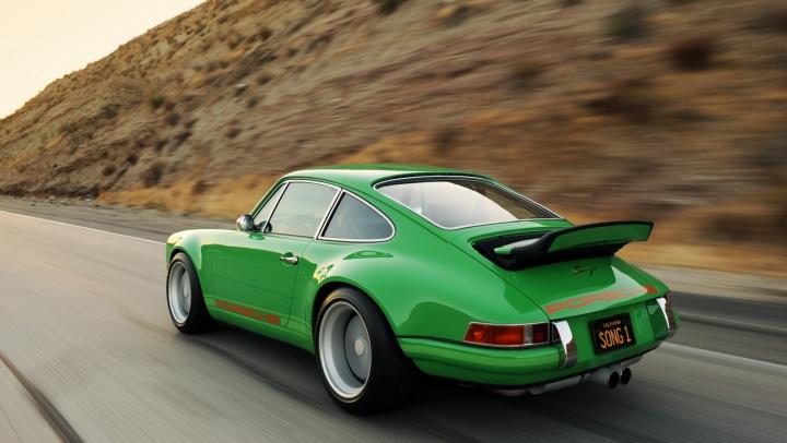 Jay Leno prezintă celebrul Porsche 911 Singer (VIDEO)