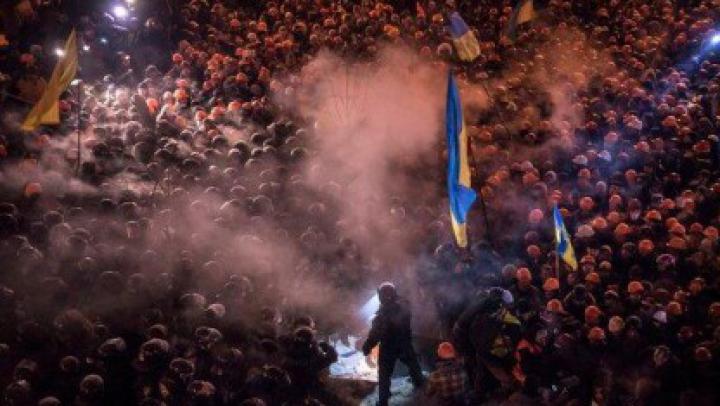 """""""În Euromaidan ar putea avea loc un atac terorist, iar Ucraina ar urma să fie dezmembrată"""""""