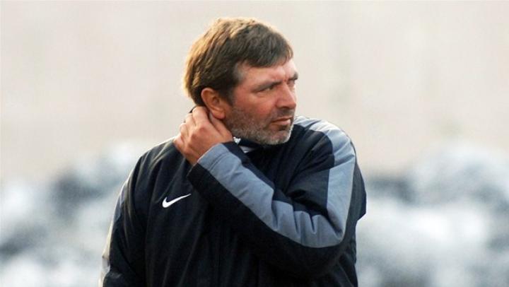 Antrenorul echipei Veris, Igor Dobrovolski, a suferit un atac de cord