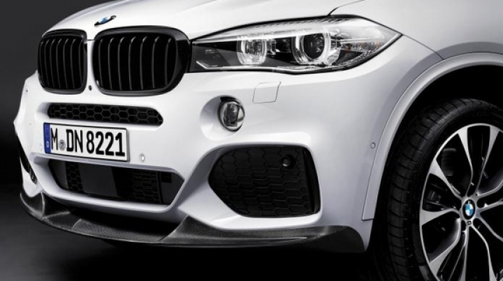 BMW X5 a primit pachetul M Performance (GALERIE FOTO)