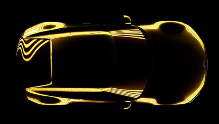 Kia anunţă debutul unui concept sportiv în ianuarie