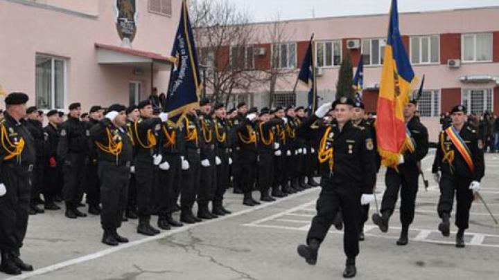 """Comandantul Brigăzii de Poliție cu Destinație Specială """"Fulger"""", Ion Ţurcan, a primit gradul de general-maior"""