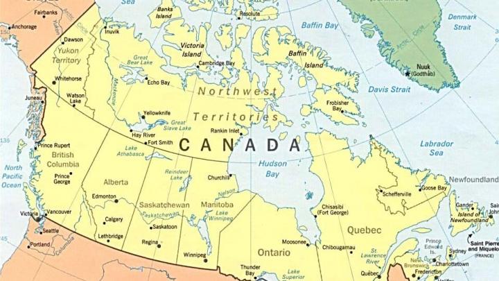 Canada a depus o cerere preliminară la ONU pentru extinderea limitelor platoului arctic