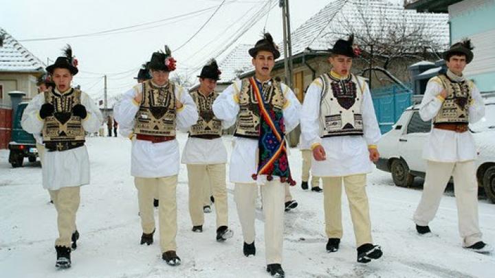 Premieră pentru Moldova! Colindele au fost incluse în lista patrimoniului mondial UNESCO