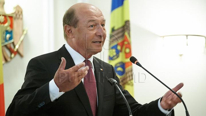 Băsescu, despre decizia de astăzi a Curţii Constituţionale de la Chişinău: Va aduce beneficii uriaşe eurointegrării Moldovei