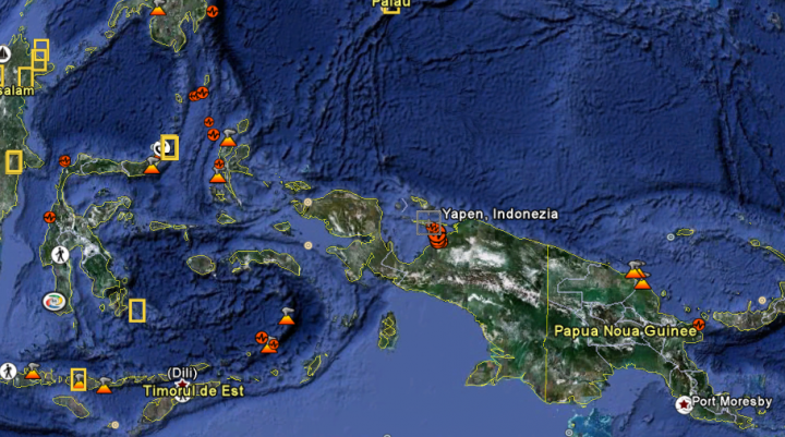 Un cutremur puternic a zguduit Indonezia în această dimineaţă