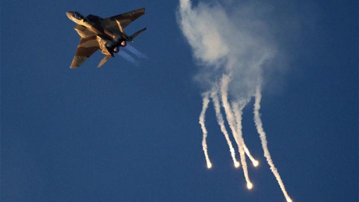 Atac aerian în Siria: Cel puţin 25 de oameni au fost ucişi