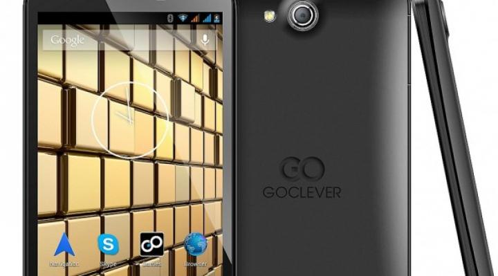 Insignia 5X, noul smartphone GoClever cu aeroDisplay și două modele de baterii