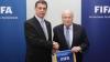 Preşedintele FMF, Pavel Ciobanu, a avut o întrevedere la Sankt-Petersburg cu şeful FIFA, Sepp Blater