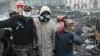 """""""Niciun fel de legi nu-l vor ajuta"""". Protestatarii din Kiev, nemulţumiţi de amnistierea anunţată de Ianukovici"""