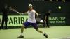 Tenismanul moldovean Radu Albot şi-a bătut un nou record personal ajungând pe tabloul principal al unui turneu ATP